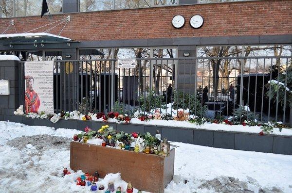 Руководство Закарпатья почтили память погибших венгкрских детей