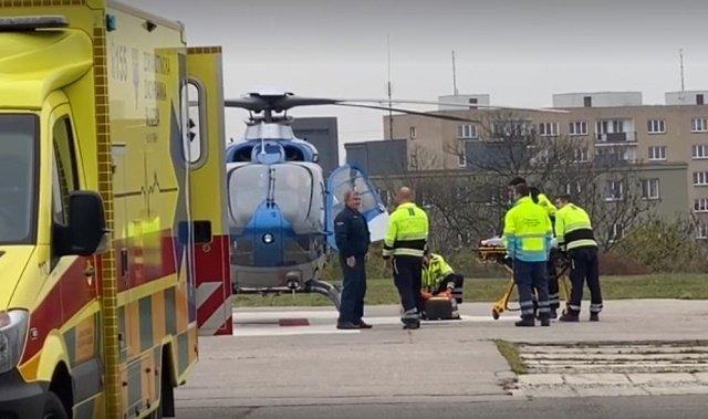 В Чехии на заводе боеприпасов Explosia взорвался порох: Пострадали люди