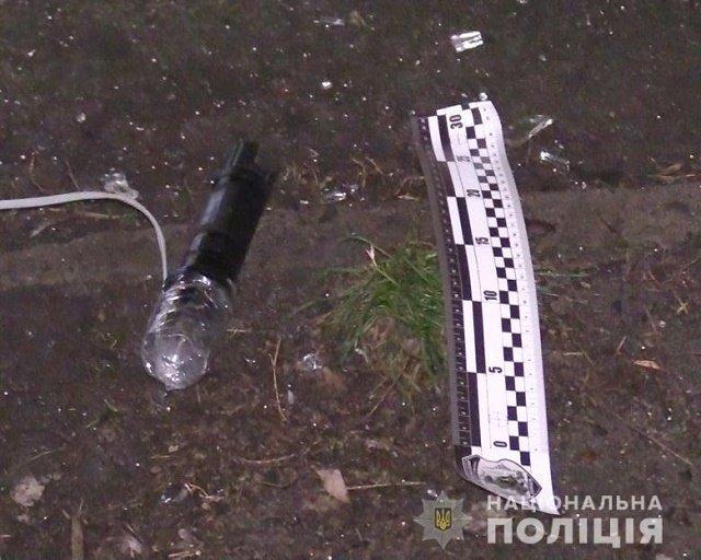 Отделение Ощадбанка превратилось в руины: Злоумышленники подорвали банкомат в Киеве