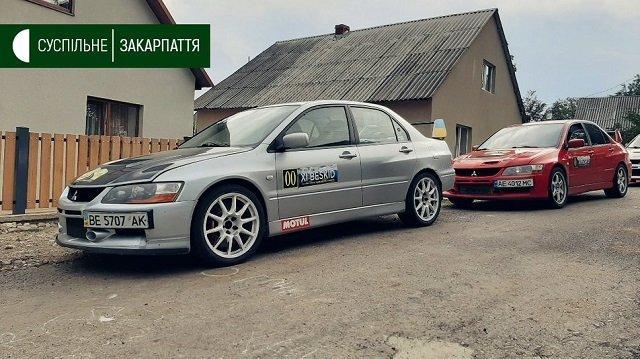 В Закарпатье в эти выходные продолжается чемпионат Украины по горным гонкам