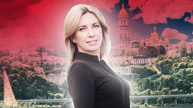 Ничего не обычного: Слуга Народа Верещук снимает ролик для предвыборной кампании на пост мэра Киева