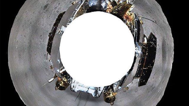 Посадка «Чанъэ-4» на поверхность обратной стороны Луны