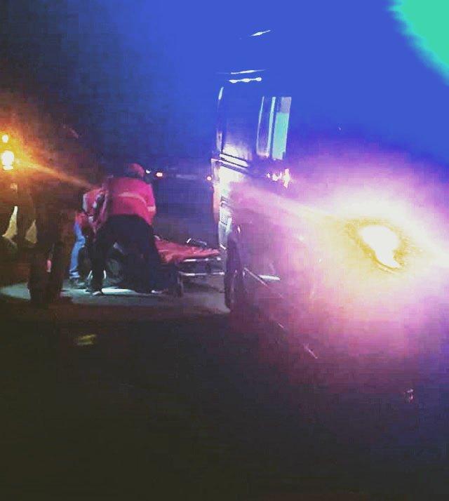 Ослепил встречный: В Закарпатье водитель сбил мужчину