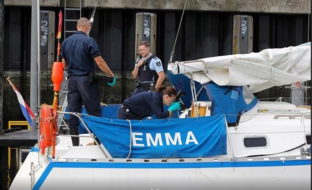 В Нидерландах задержали парусную яхту украинских переправщиков нелегалов