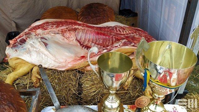 Древние национальные традиции Закарпатья: В Гече проходит XIV международный кулинарный фестиваль гентешей