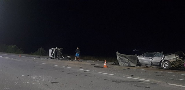 Авария произошла в пределах села Зняцево.