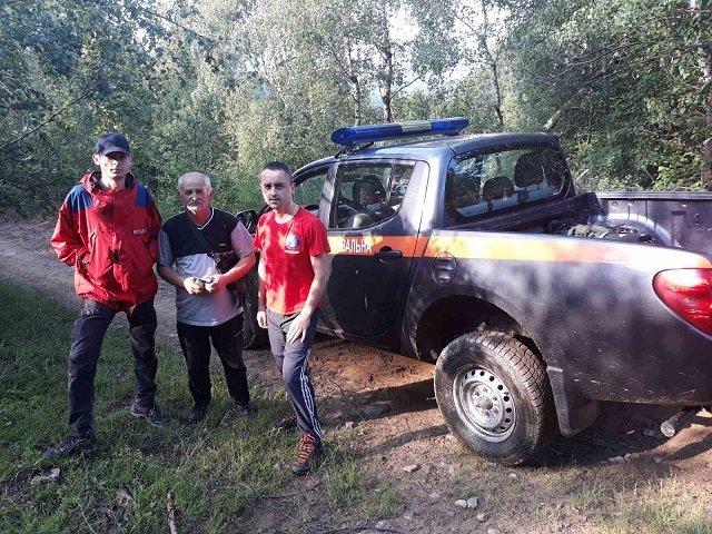 Потеряли ориентир: Чтобы найти заблудившихся грибников в Закарпатье, обследовали леса в районе 5 сел