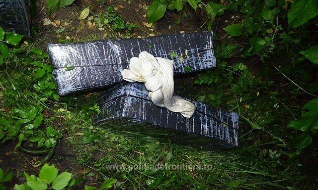 Контрабандного товара на 800 тыс. гривен обнаружили пограничники Румынии
