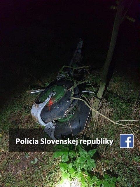 Истребитель ВВС Словацкой республики разбился во время тренировочного полета