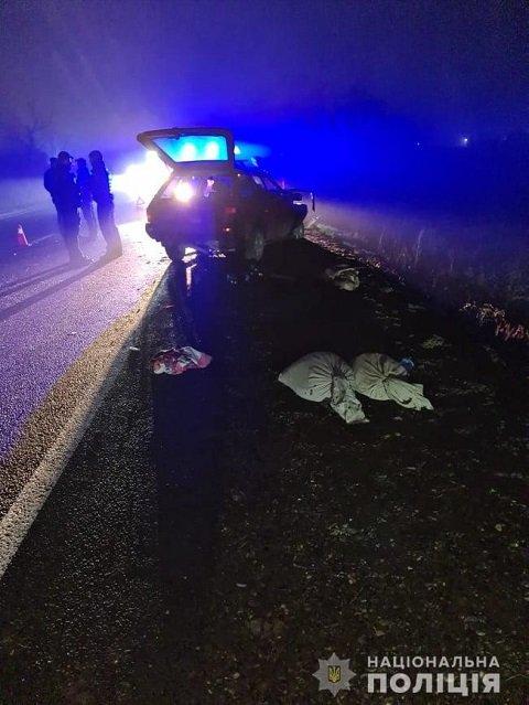 Смертельное ДТП в Закарпатье: Полиция сообщила подробности трагического столкновения