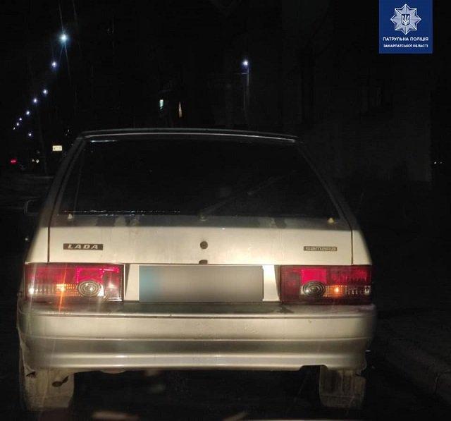 Не фартануло: В Закарпатье водитель под наркотой влетел по полной