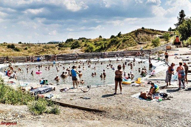 Здоровая альтернатива морю: Уникальные целебные источники Закарпатья