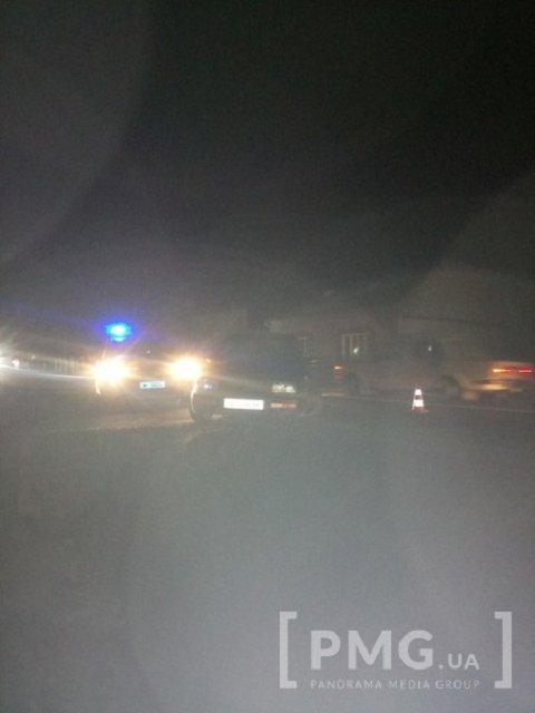 """На трассе """"Киев-Чоп"""" в Закарпатье произошло ДТП"""