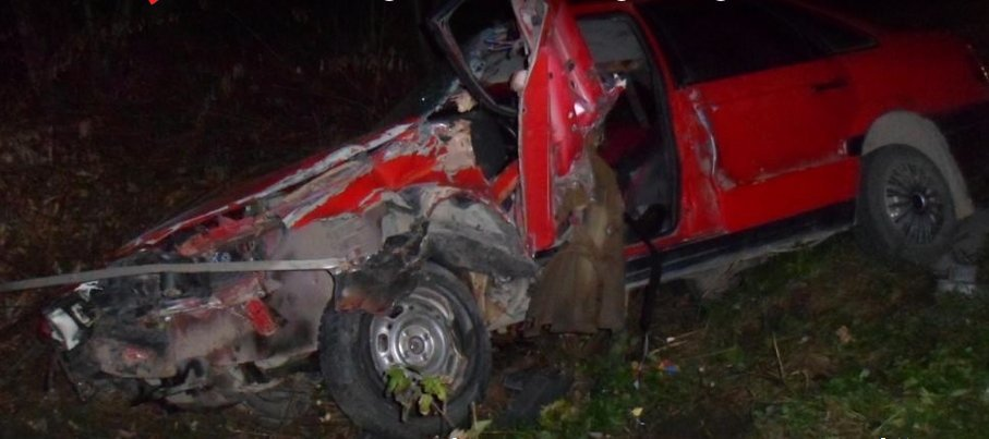 У жахливій ДТП загинув водій на автодорозі Київ-Чоп