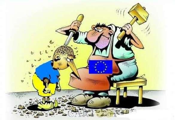 Анекдоты о безвизовом режиме с Евросоюзом