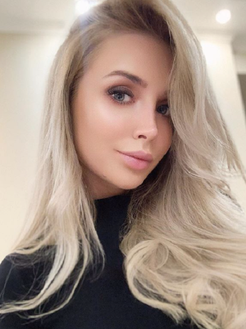 Мисс Украина-2019: участница Инна Гудзь 23 года, Киевская обл