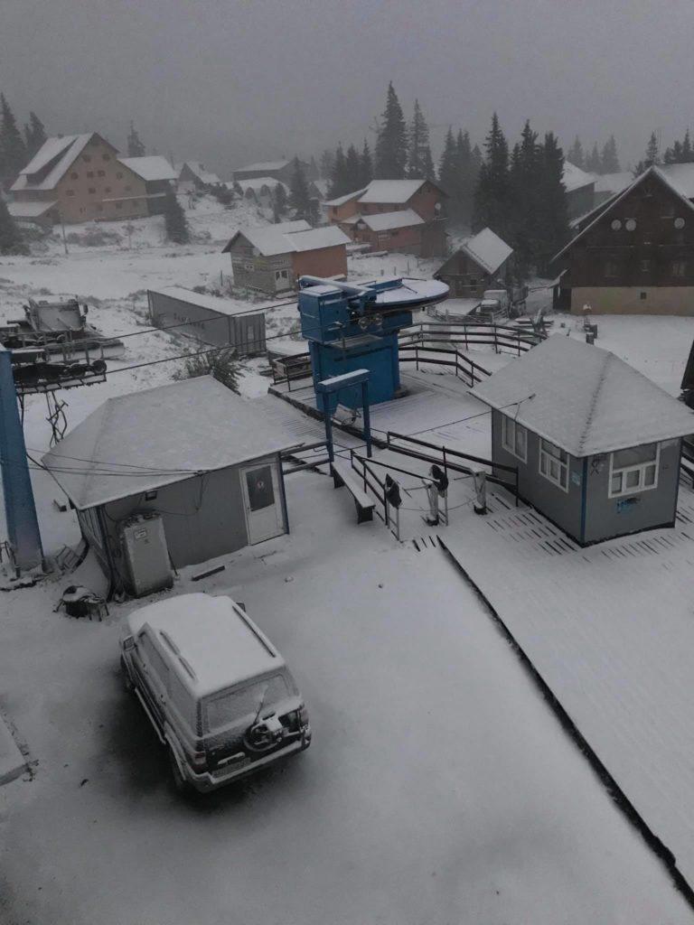 """В Закарпатье """"призрачный город"""" попал на камеру телефона"""