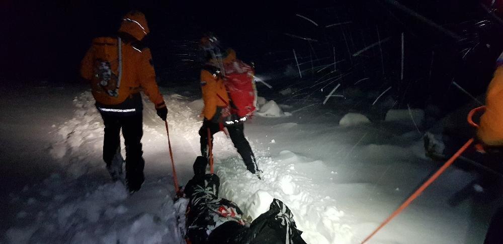 В Словакии обнаружили два мертвых тела украинских альпинистов
