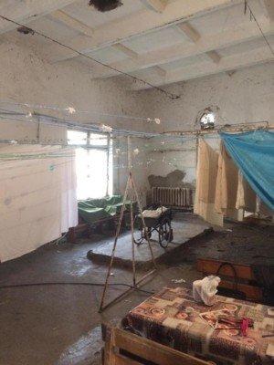 Одна из больниц в Закарпатье ошарашила соцсети своим состоянием