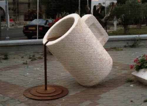 Дивовижний Ужгород. Туристам тут є на що глянути, віднедавна ще й у кавових тонах!