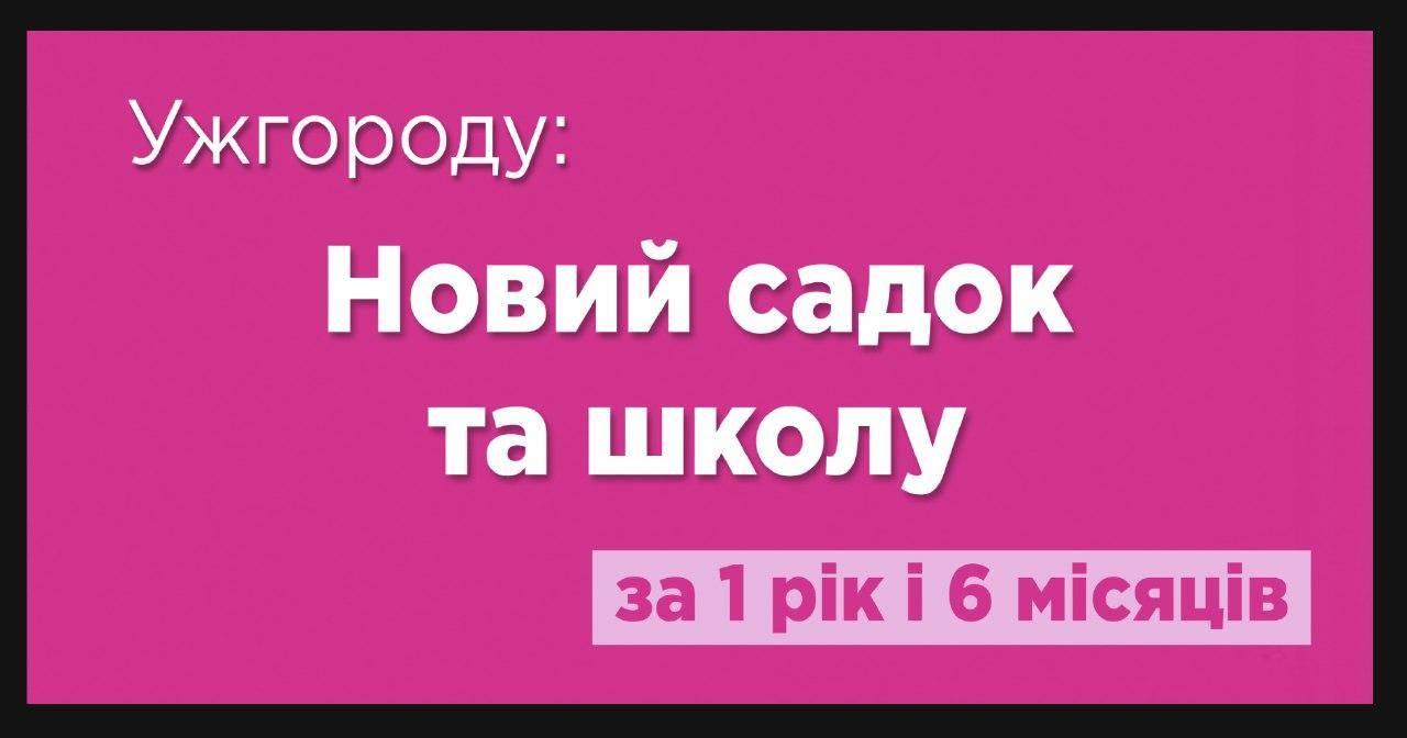 Віктор Щадей: Можливості міста Ужгород мають працювати на благо всіх містян
