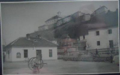 Как выглядел Мукачево почти больше 90 лет назад