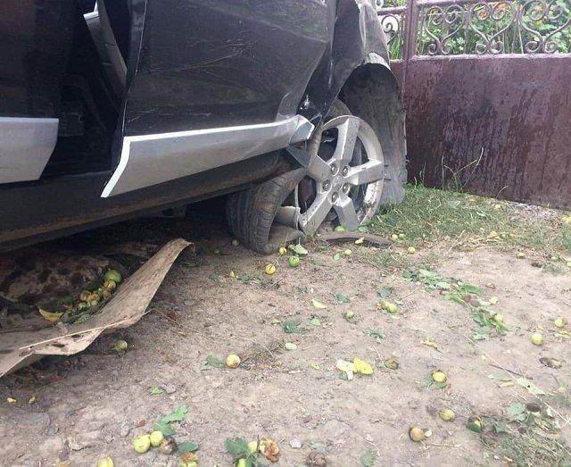 Пьяный и под наркотиками адвокат в Закарпатье сбил насмерть 11-летнюю девочку