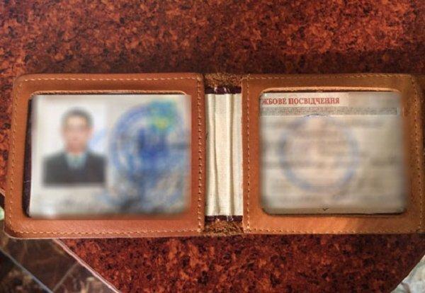 В Закарпатье на взятке поймали пограничника и таможенника