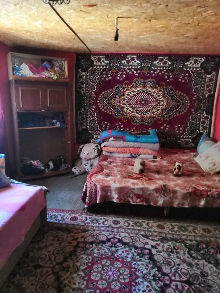 В Закарпатье соцработники показали, как живут некоторые цыгане
