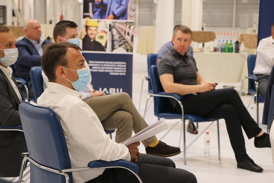 Топ-менеджери та власники найпотужніших підприємств Закарпаття засідали в Ужгороді