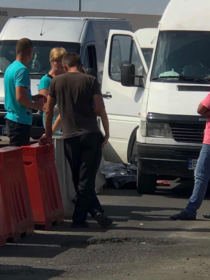На границе с Польшей внезапно остановилось сердце пассажирки из Украины
