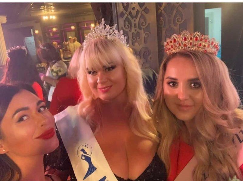 Девушка из Закарпатья поедет представлять Украину на мировой конкурс Miss Universe Plus Size 2020