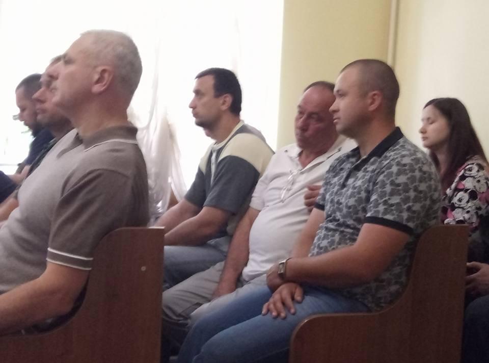 Закарпатський апеляційний суд переніс розгляд у справі Олександра Сачка