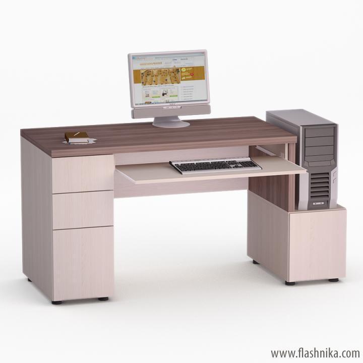 Компьютерный стол лучше покупать «под себя»