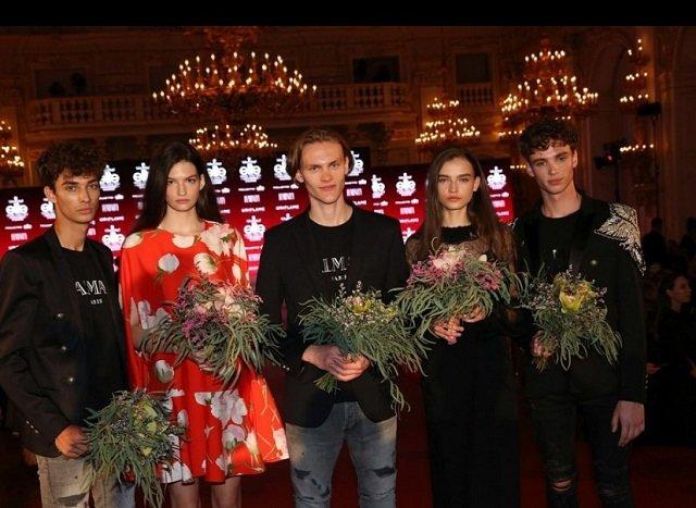 Престижнейший конкурс моделей Elite Model Look выиграл 19-летний парень из Закарпатья
