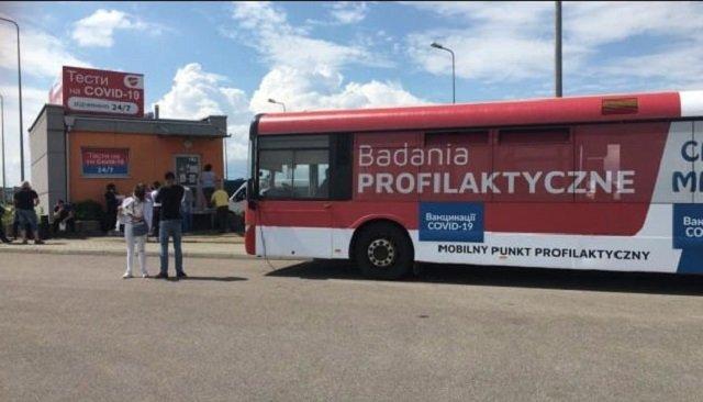 Украинских заробитчан уже вакцинируют от ковид на польской границе: подробности
