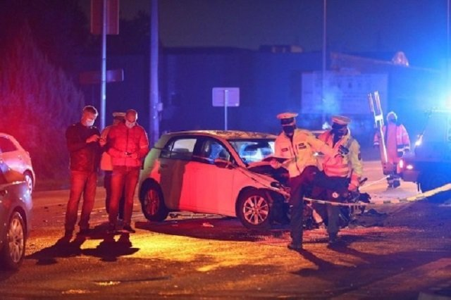 Серьезная авария В Словакии: Спикер парламента получил перелом шейного позвонка