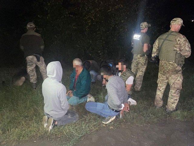 В Закарпатье вывели на чистую воду организатора канала нелегального трафика
