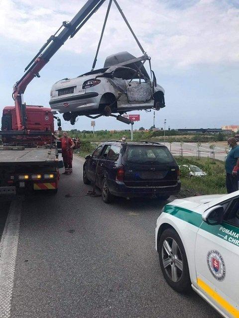 Невероятная ситуация сложилась сегодня в Словакии.