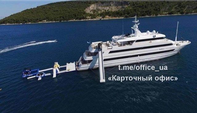 """2 миллиона в сутки: Порошенко """"застукали"""" в Хорватии на роскошной яхте"""