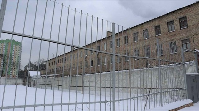 В Украине выставили на продажу первую тюрьму