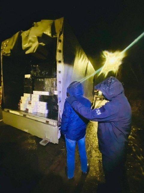 Контрабандистов поймалина прошлой неделе на территории села Нижние Ворота