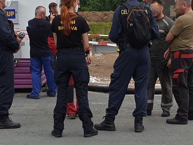 За последние два месяца Таможенная администрация Чешской Республики активизировала проверки по выявлению нелегалов-заробитчан.