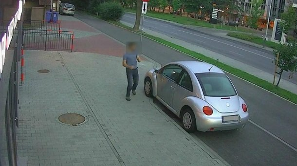 Майже 40 авто розбив у Польщі п'яний росіянин