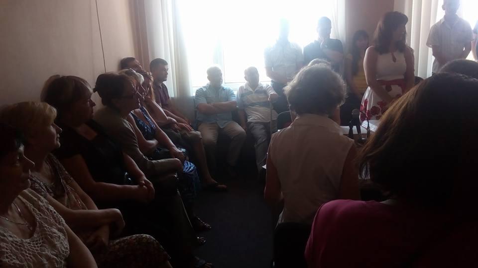 Забудовники в Ужгороді вирішили прикритися учасниками війни на Сході