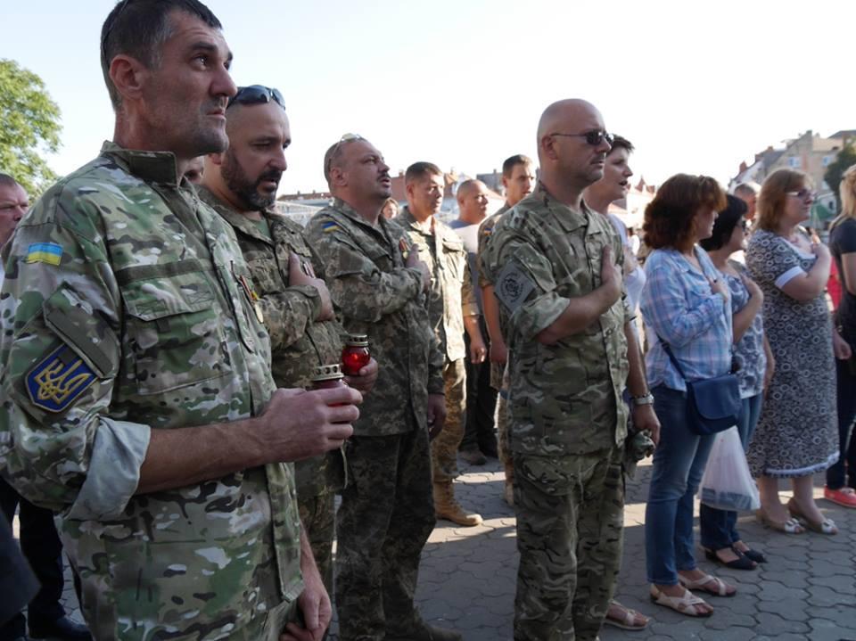 29 серпня в Україні відзначалася 3-тя річниця трагічної події