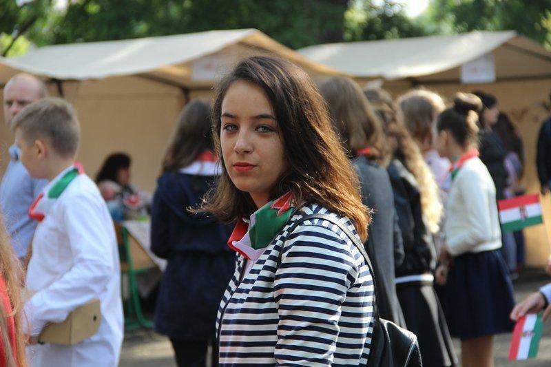 В Ужгороді розгорнувся справжній угорський мистецько-гастрономічний фестиваль