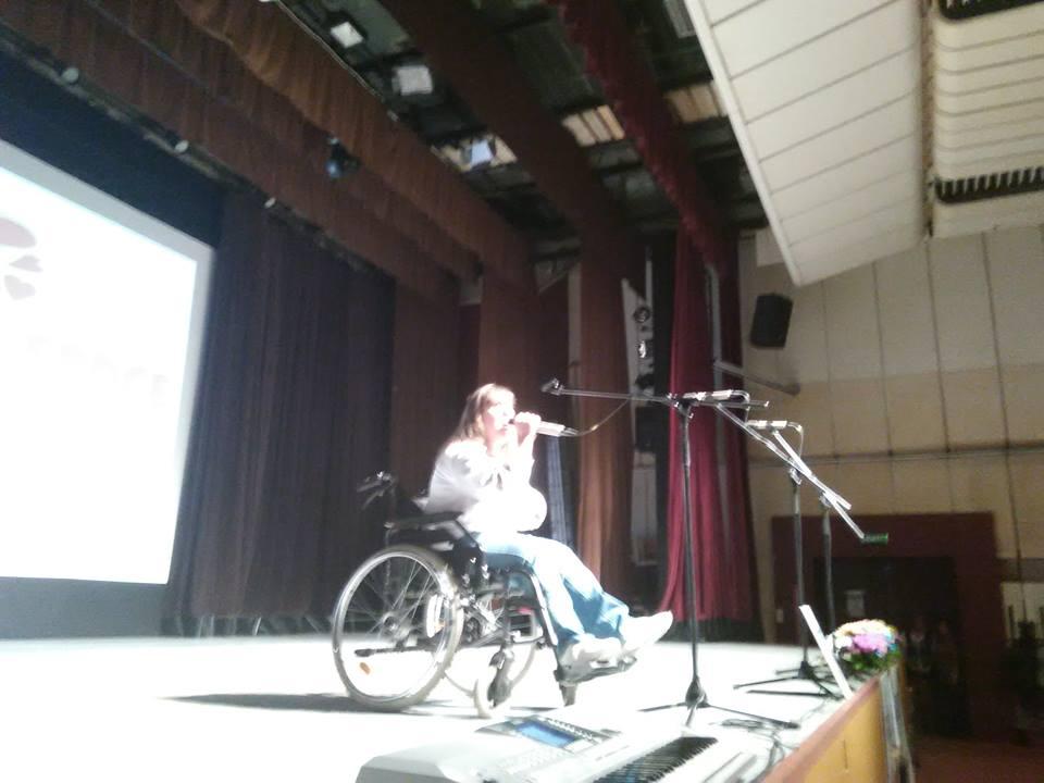 Закарпатські інваліди на міжнародному музичному фестивалі в Словаччині