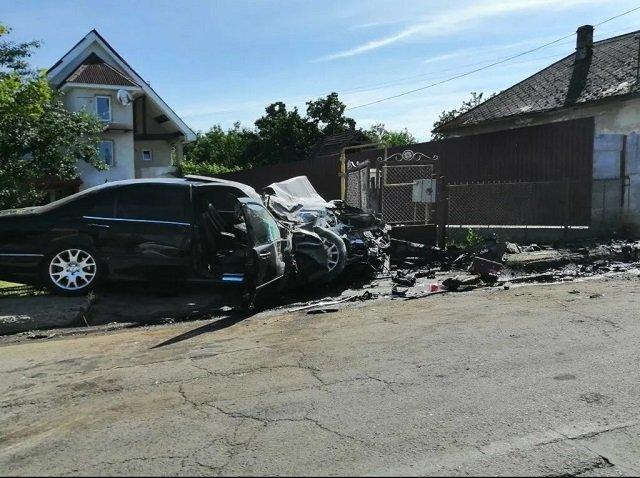 Сегодня в Ужгороде, в микрорайоне Радванка, произошло ДТП.