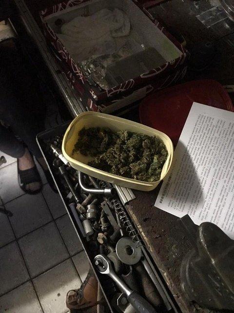 В квартире у 28-летнего жителя Берегово нашли дополнительные улики